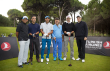 TURKISH AIRLINES WORLD GOLF CUP  2014