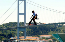 BURN KITEBOARD WORLD TOUR 2012 İSTANBUL