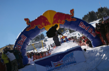 RED BULL JUMP & FREEZE 2015