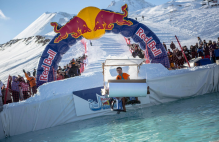 RED BULL JUMP AND FREZEE 2016