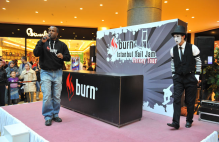 BURN RAIL JAM TURKEY TOUR - İZMİR